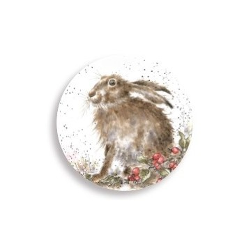 Magnet Wrendale Designs Hare