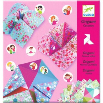 Origami Djeco Cocottes A Gages