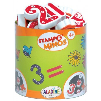 18 tampons Aladine Stampo...
