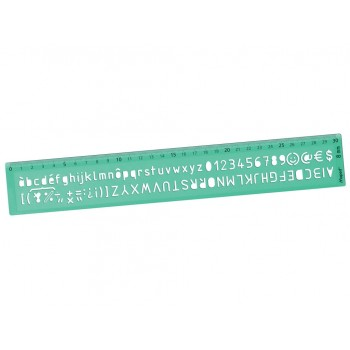 Trace-lettres 8mm Maped