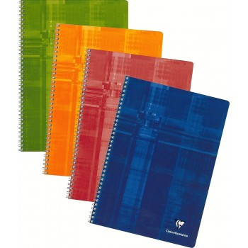 Cahier spirale Clairefontaine